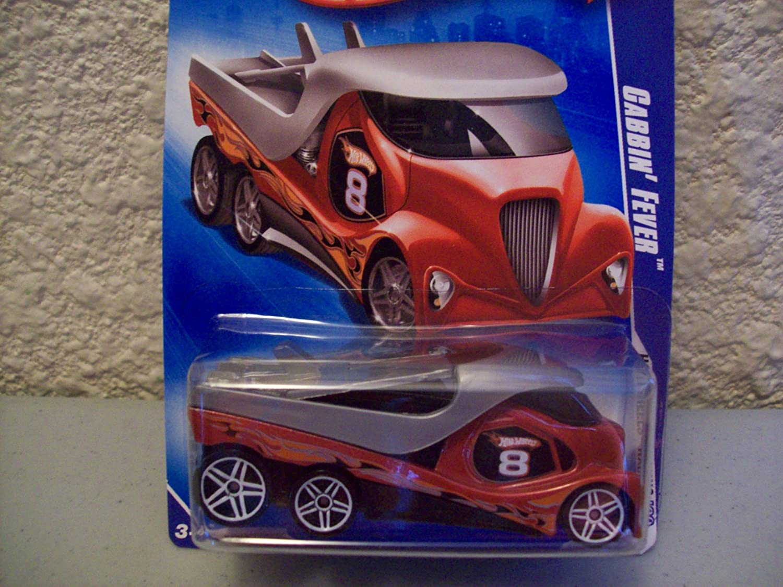 calidad de primera clase Mattel Mattel Mattel Hot Wheels Racing 2009 Cabin' Fever  descuento de bajo precio