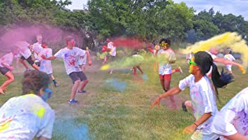 Chameleon Colors Color Powder Balls (Refillable Powder Ball) - 10 C-Balls Make A Perfect Party for 6-10 People