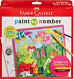 Faber-Castell Paint Fairy Garden - Watercolor Paint Fairy Garden - Watercolor Paint