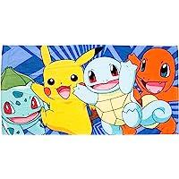 Pokemon oficial infantil/niños Catch algodón toalla