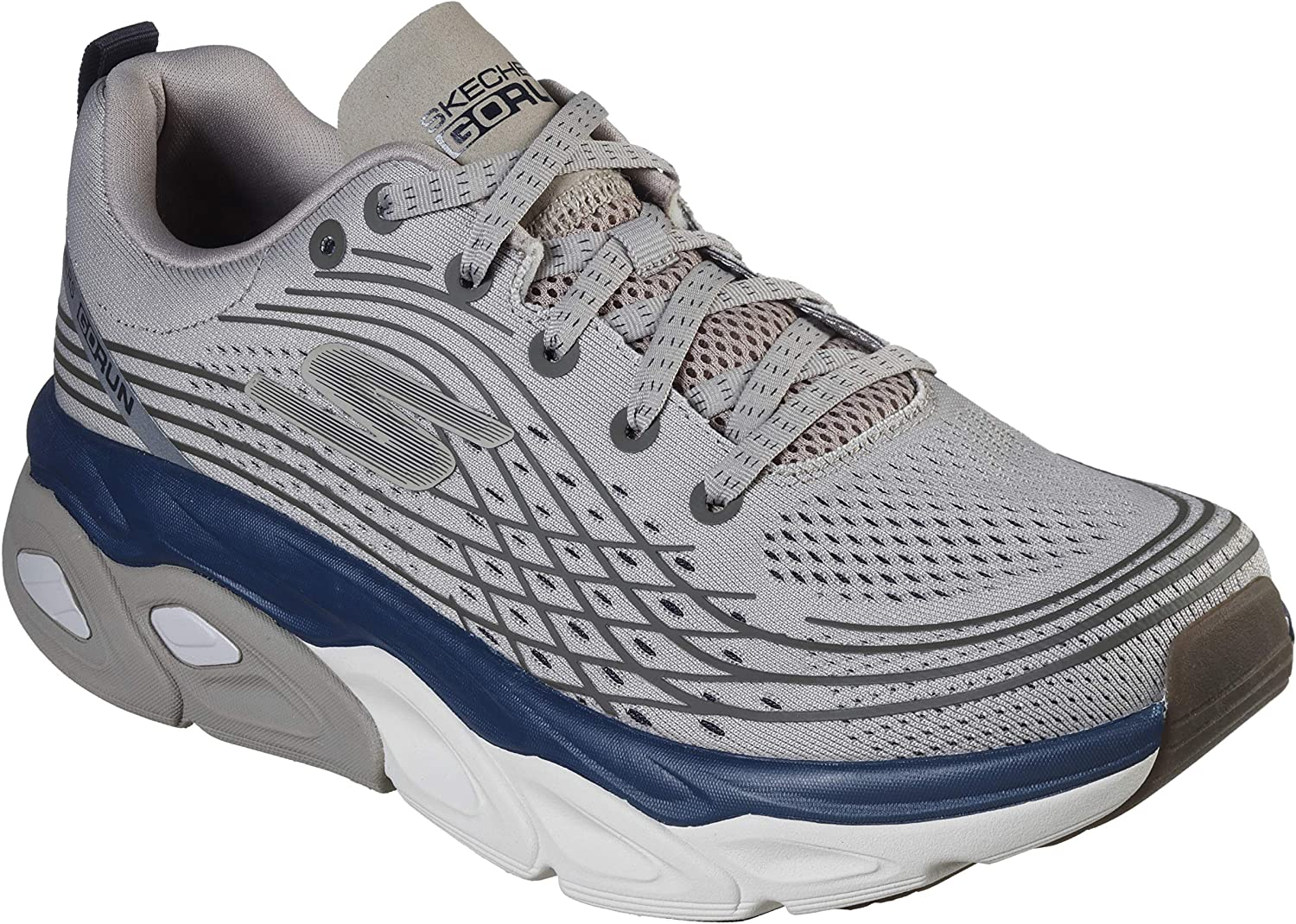 Skechers Men's Max Cushion-54440 Sneaker