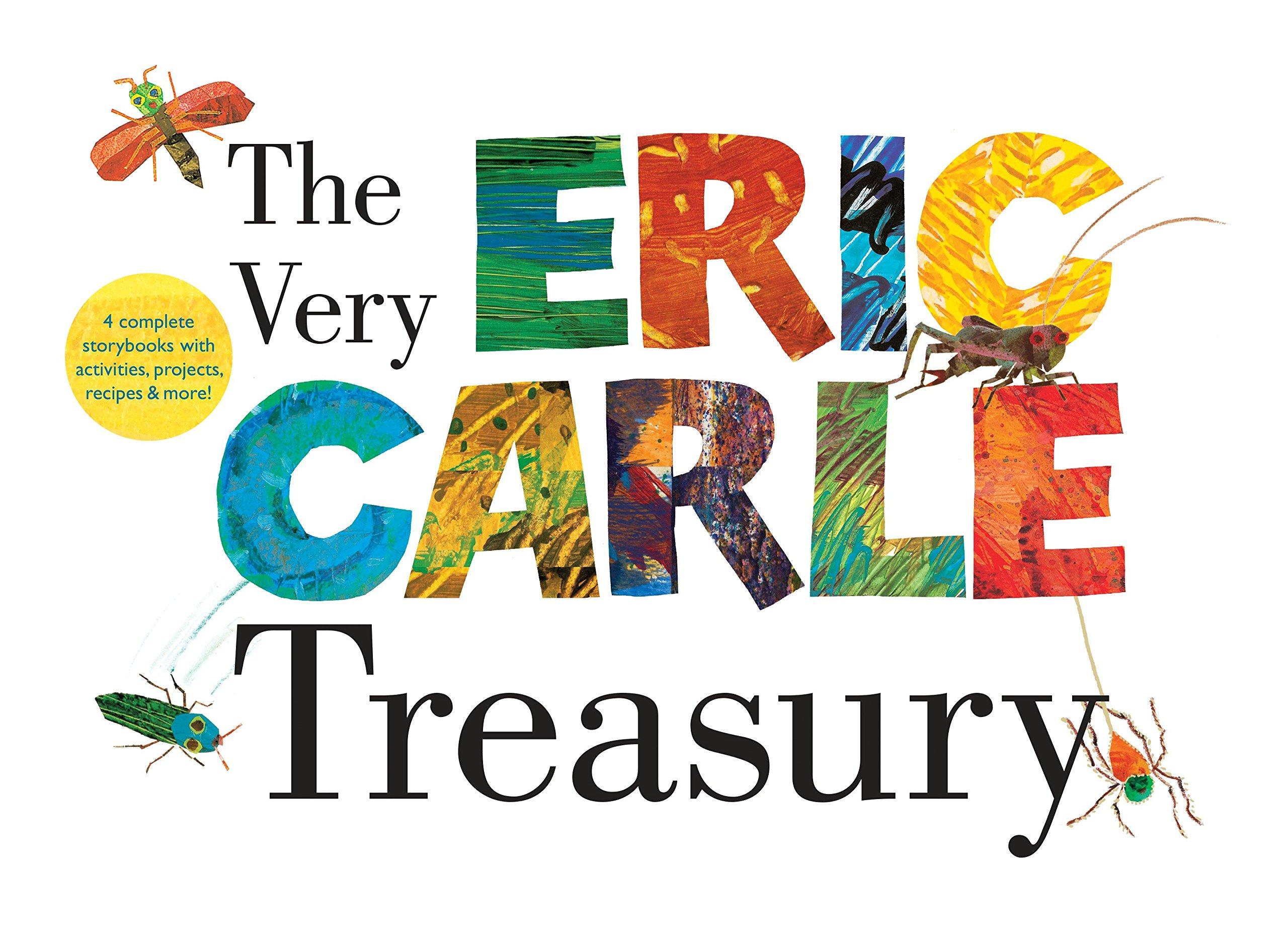 The Very Eric Carle Treasury: 80¢