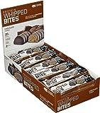 Optimum Nutrition Protein Whipped Bites Bars- Riegel (mit 20g hochwertiges Eiweiß (enthält Whey Isolate) ohne Zuckerzusatz) Chocolate 1er Pack (12x76g)