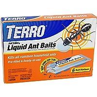 Terro Ant Killer Liquid Baits 2.2 Ounce
