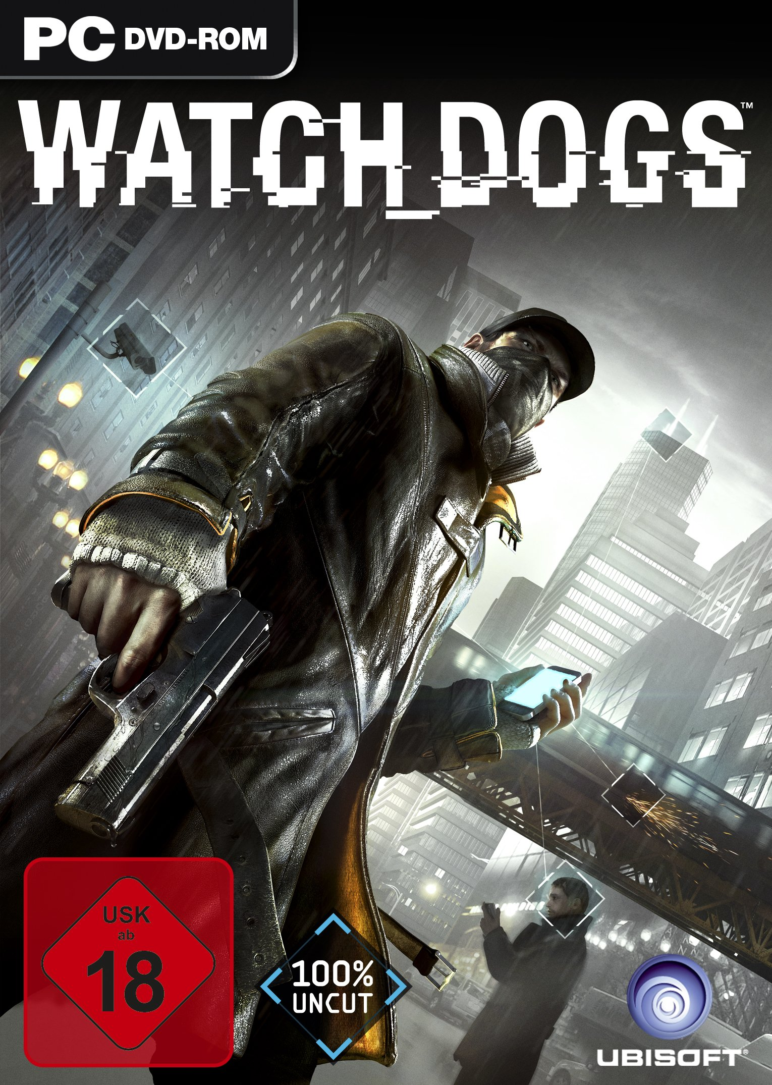 Watch Dogs Complete Edition MULTi2 – x.X.RIDDICK.X.x