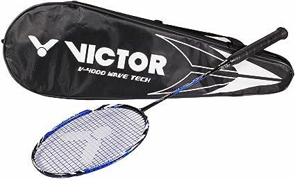 Badminton Da 4000 schwarzblau V Racchetta Nero 11800 Victor pTZqwn