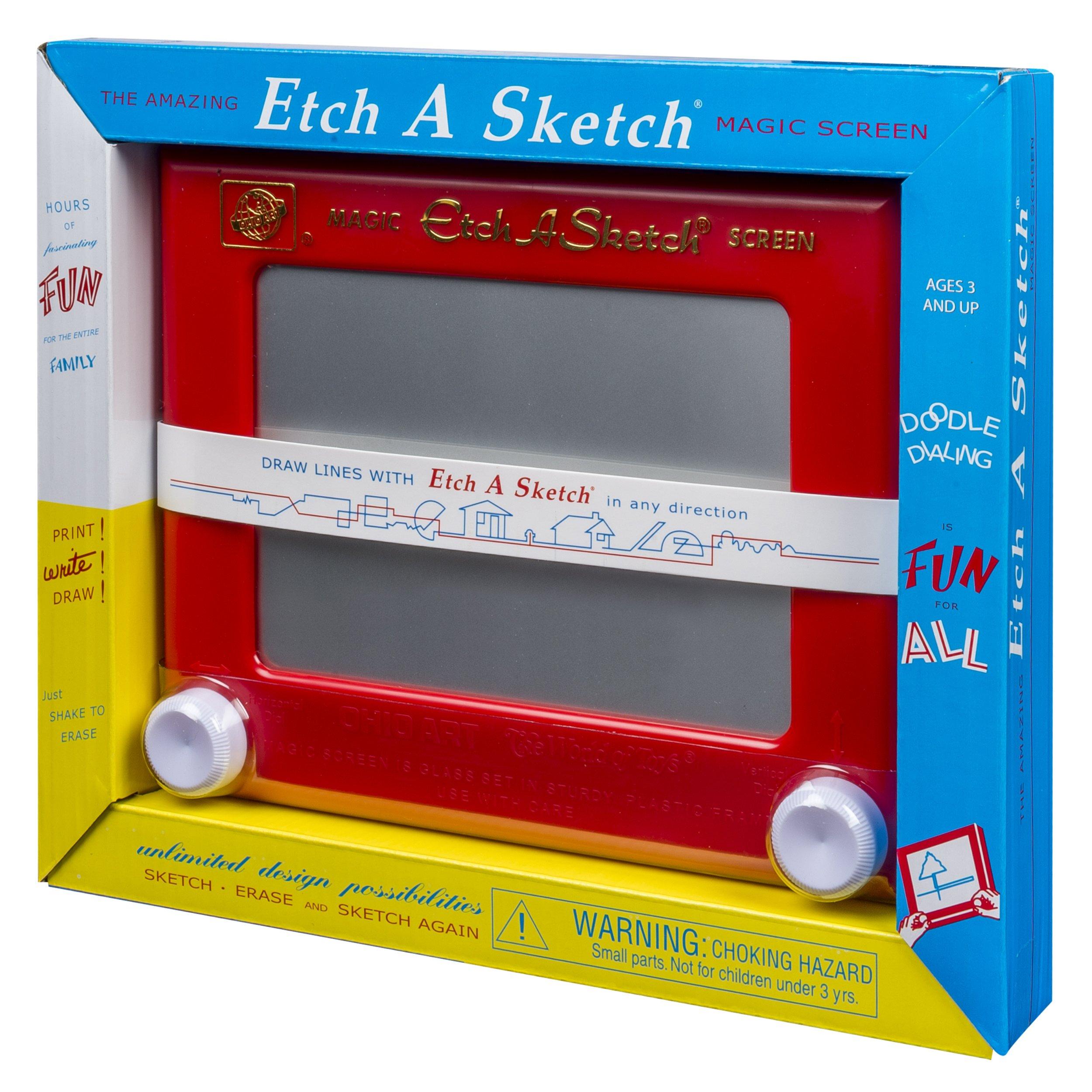 Etch A Sketch - Classic - Red by Etch A Sketch (Image #2)