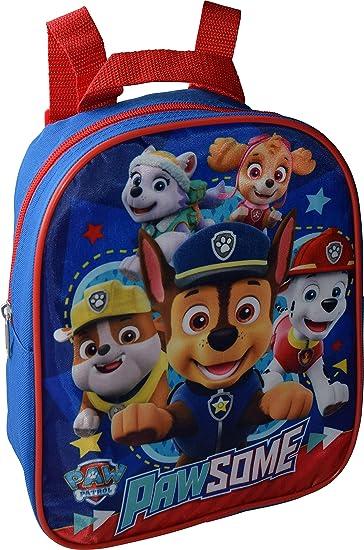 "Nickelodeon Paw Patrol Boy's 10"" Mini Backpack"