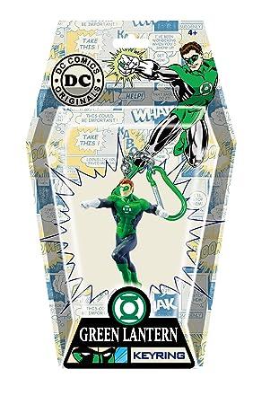 Green Lantern llavero mosqueton figura 6 cm Monogram MNGUDC45078