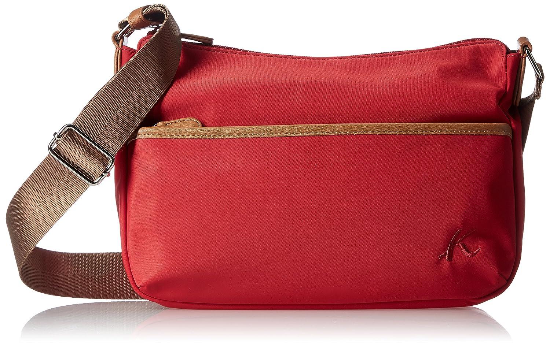 [キタムラ] ショルダーバッグ 斜め掛け Y-1007 B071G5QHQR レッド [赤] 70701 レッド [赤] 70701