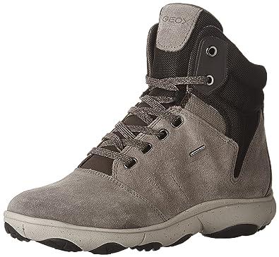 7fb6311581f1a Geox Women s D Nebula 4 X 4 B ABX a Hi-Top Sneakers  Amazon.co.uk ...
