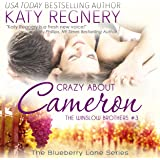 Crazy About Cameron: The Blueberry Lane Series -The Winslow Brothers #3