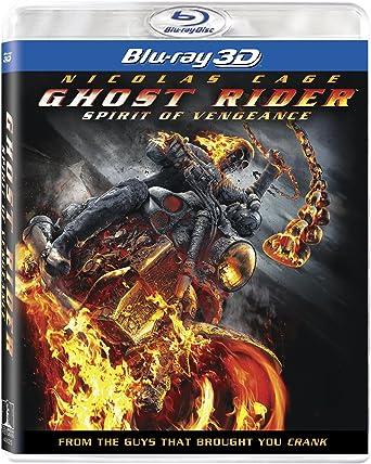 Amazon Com Ghost Rider Spirit Of Vengeance Ultraviolet Digital