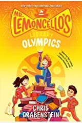 Mr. Lemoncello's Library Olympics Kindle Edition