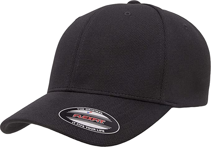 Flex fit Mens Cool /& Dry Athletic Fitted Cap Hat