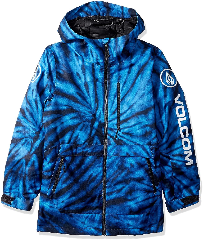 Volcom Big Boys' Holbeck Insulated 2 Layer Shell Snow Jacket