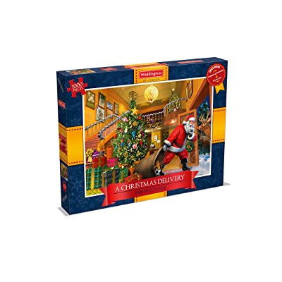 12jours de Noël 1000pièces Waddingtons puzzle
