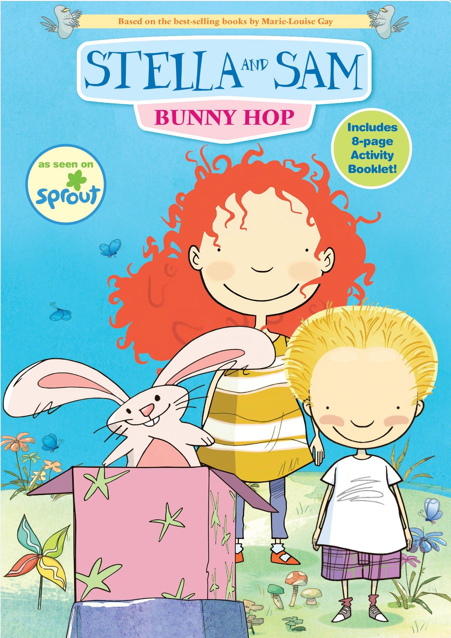 DVD : Stella And Sam: Bunny Hop (Widescreen)
