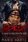 Circe's Recruits 2.0: Gideon: A Multiple Partner Shifter Book