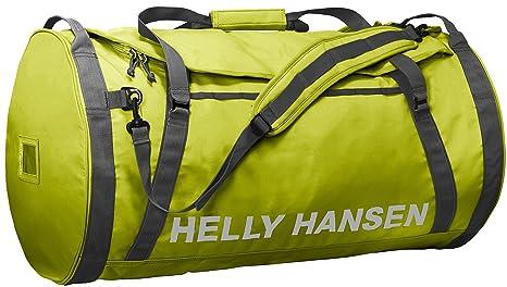 Helly Hansen Duffel Bolsa de Deporte, 90 cm, 90 litros, Verde