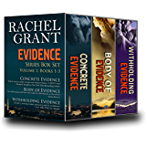 Evidence Series Box Set Volume 1: Books 1-3