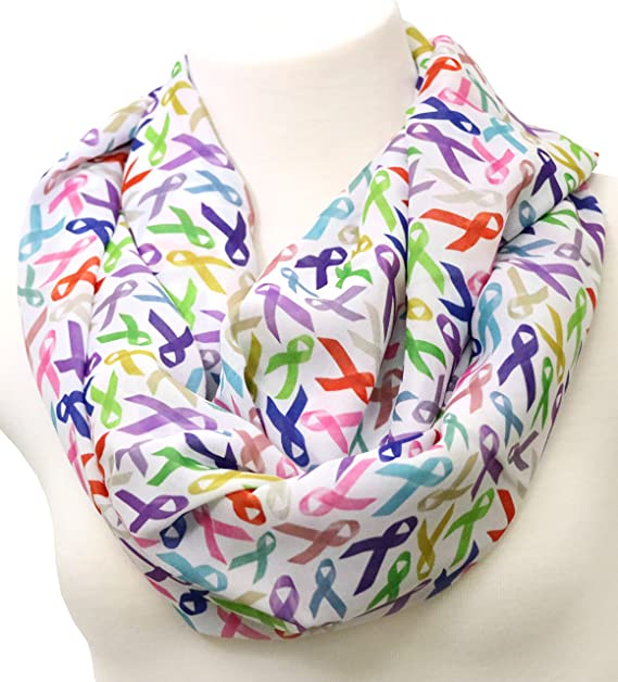 Handmade Cancer Survivor Scarf Oncologists For Birthday Gift