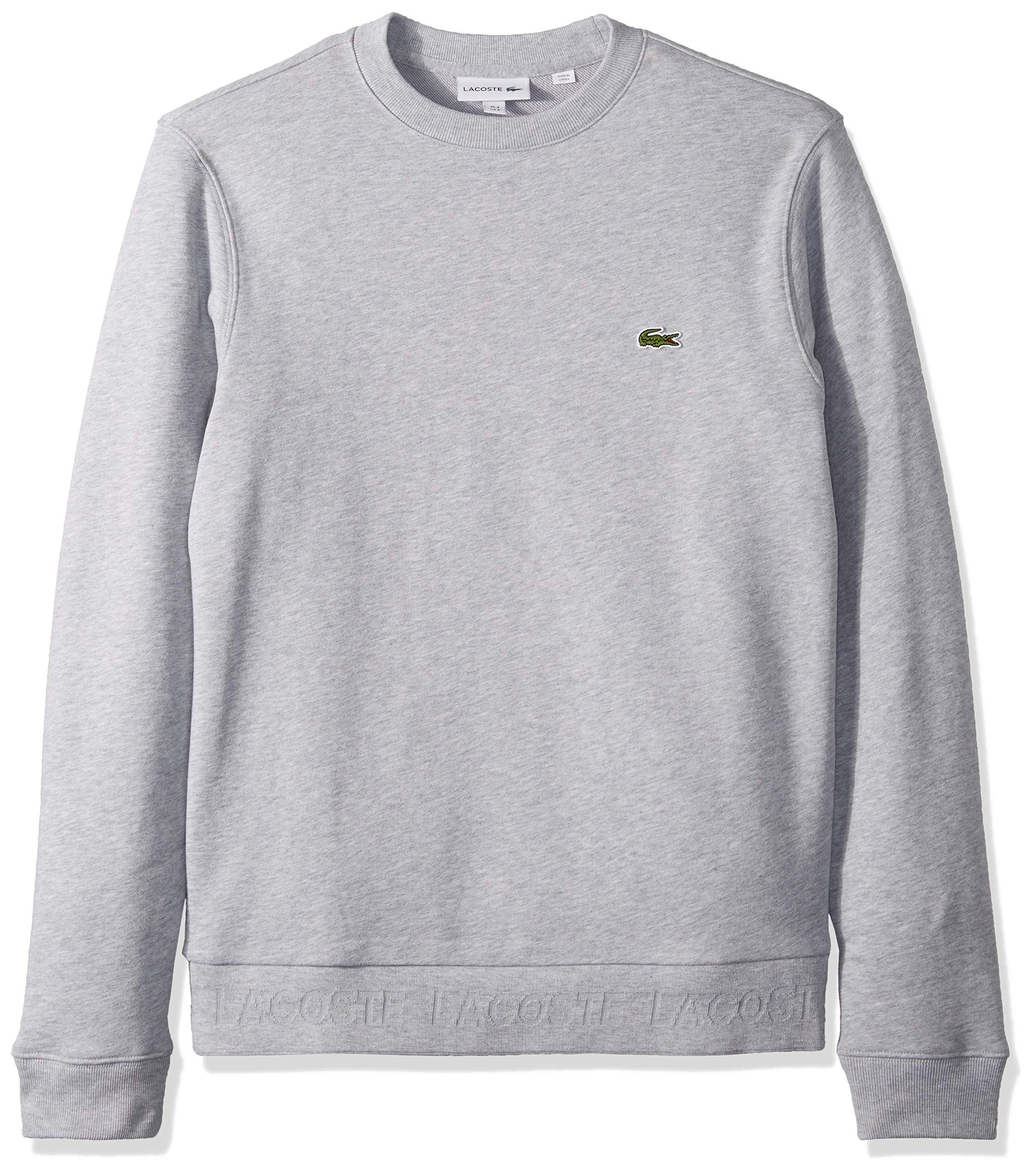 Lacoste Men's Long Sleeve Sweatshirt With Lacoste