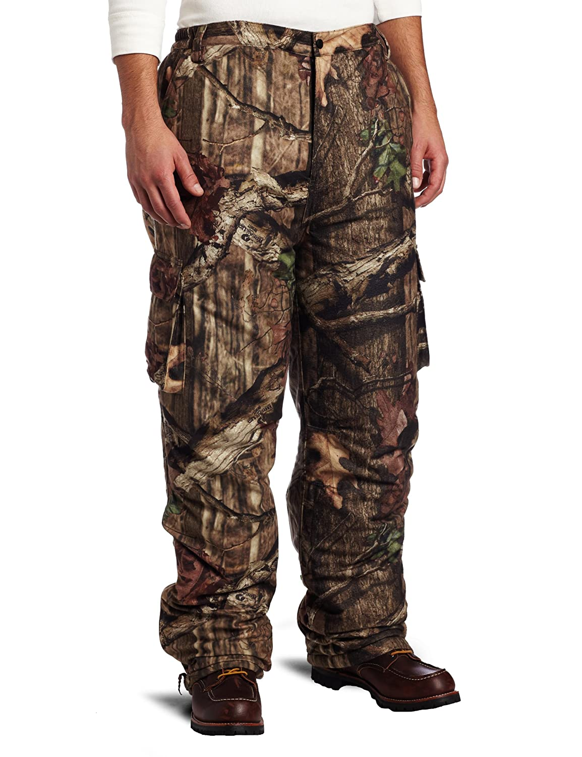 Yukon Gear Men's Insulated Pants (Mossy Oak Infinity, Medium)