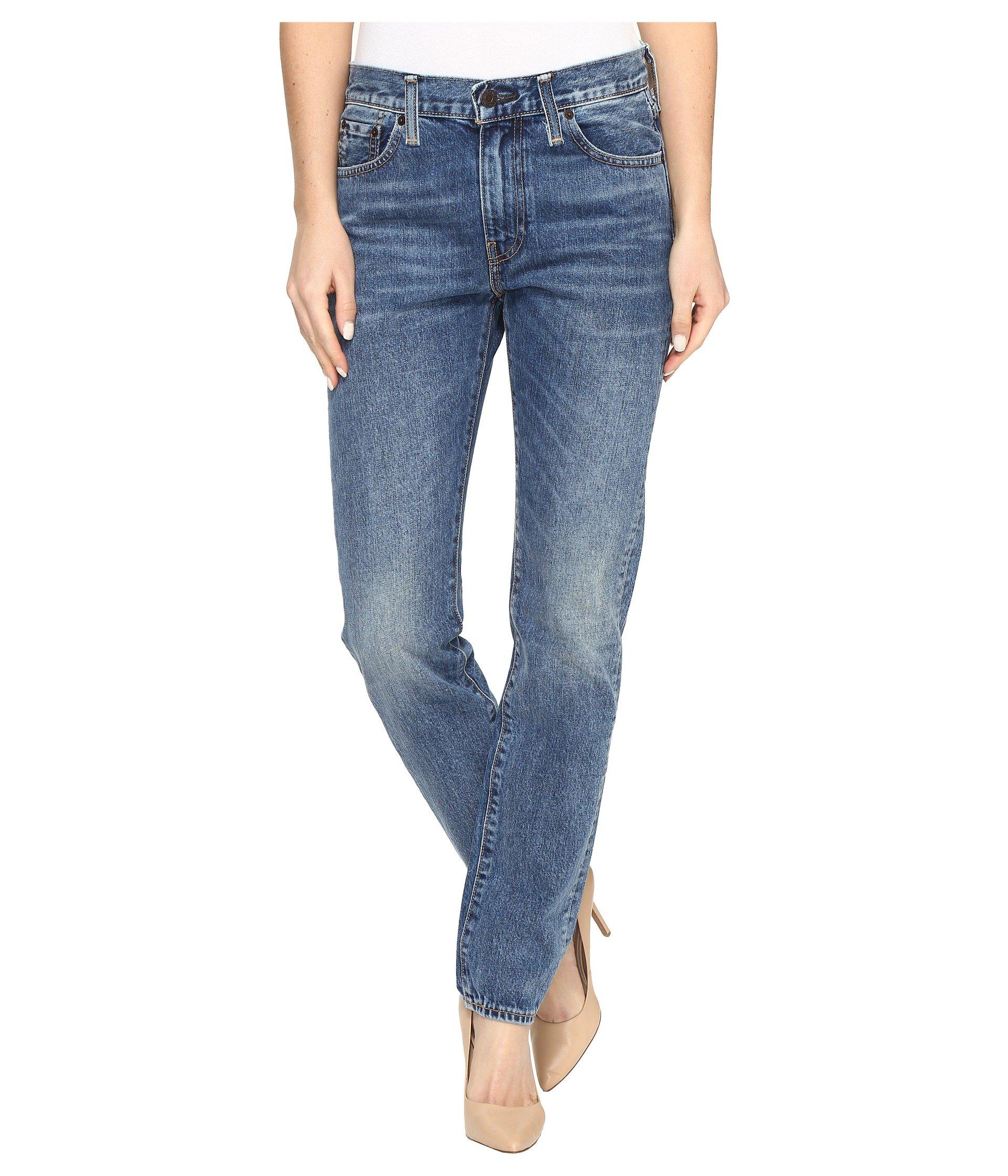 2a6807f0 Galleon - Levi's Womens Women's Premium 505C Jeans Heart Of Indigo Jeans
