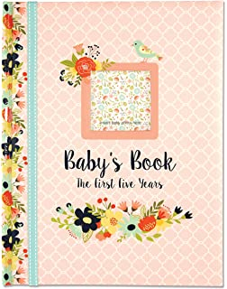Keepsakes & Baby Announcements Professional Sale Baby Journal First Year Of Life Brand New Baby