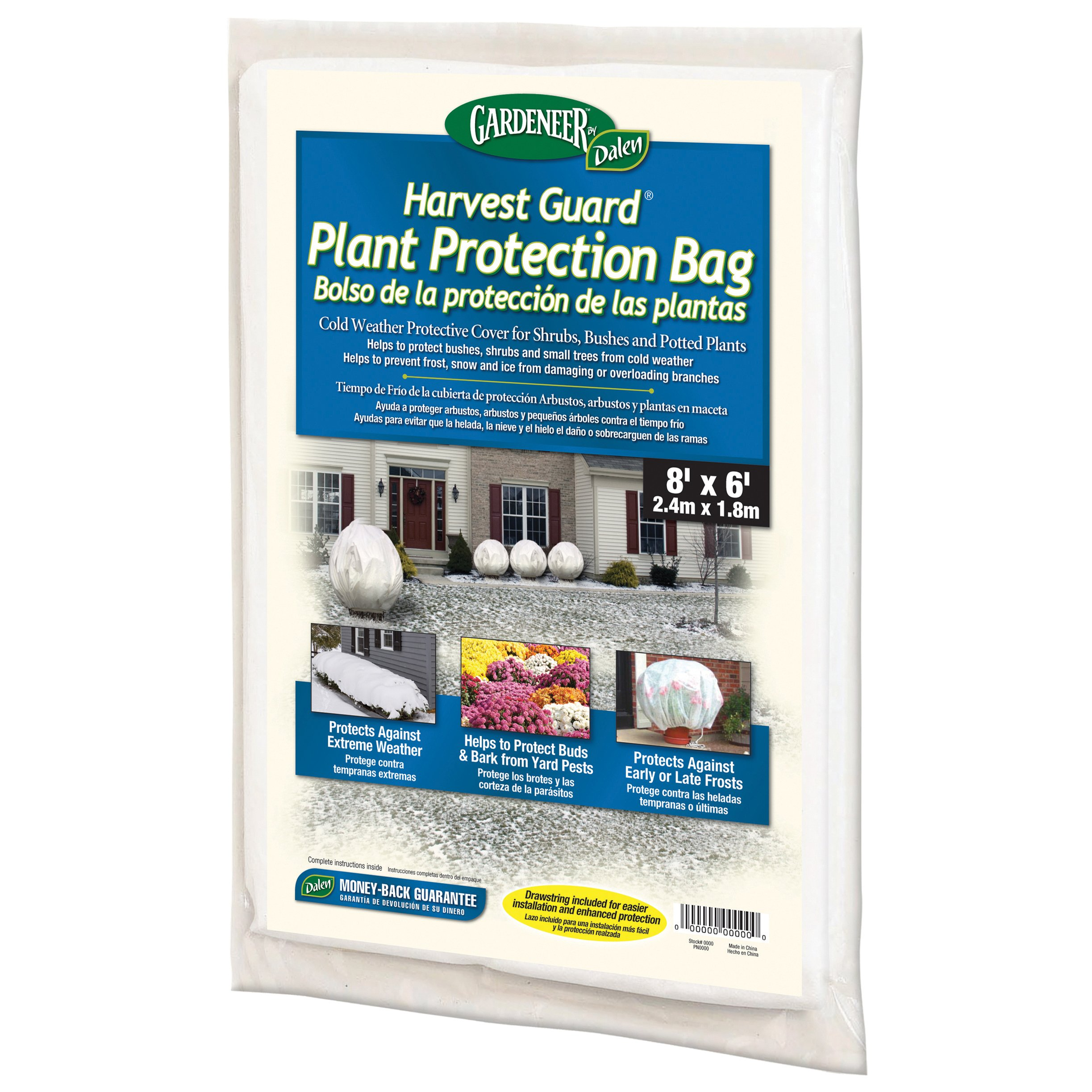 Dalen Gardeneer SPB5-6 Harvest Guard Shrub Protection Bag