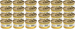 Triumph Case of 24 Premium Chicken Formula Canned Cat Food, 3 Ounces Per Can