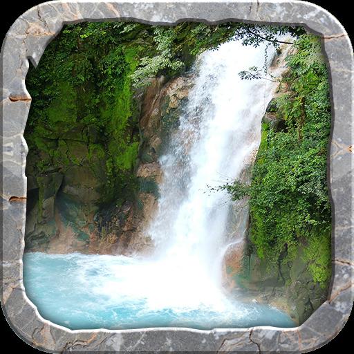 Waterfall Relaxing Theme