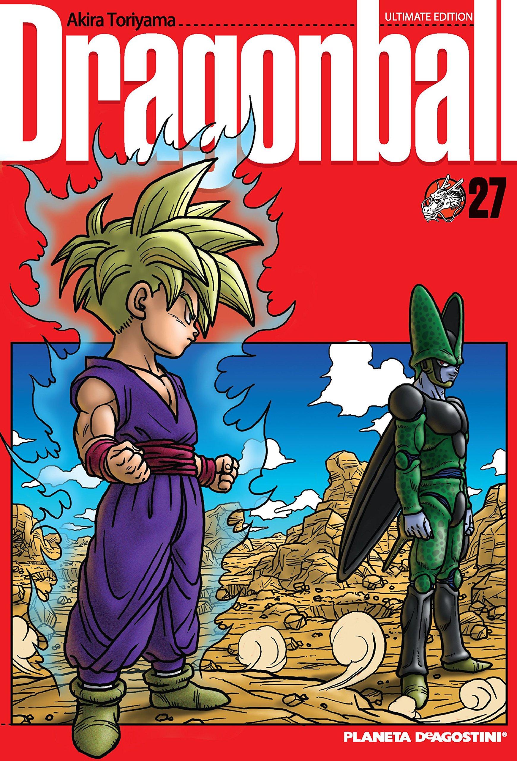 Dragon Ball nº 27/34 (DRAGON BALL ULTIMATE) Tapa blanda – 13 sep 2008 Akira Toriyama Planeta DeAgostini Cómics 8468470600 1875850
