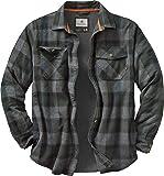 Legendary Whitetails 男式 Archer 保暖内衬法兰绒衬衫夹克
