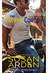 Her Forever Cowboy (Bad Boys Western Romance Book 2) Kindle Edition
