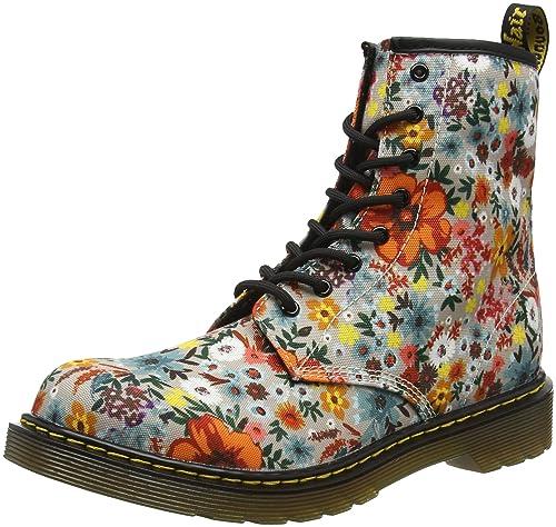 Dr. Martens 1460 Wanderflower Y, Botines para Niñas, Marrón (Taupe 260), 37 EU: Amazon.es: Zapatos y complementos