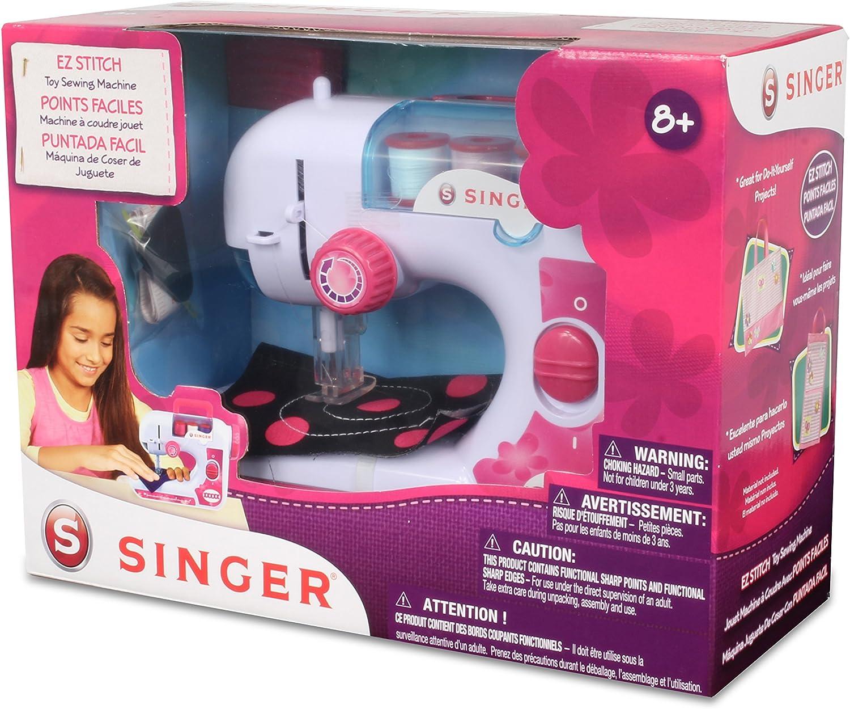 NKOK plástico Singer ez-Stitch CHAINSTITCH para máquina de Coser: Amazon.es: Hogar