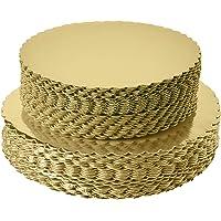 Tableros desechables para tarta de 8 pulgadas, redondos