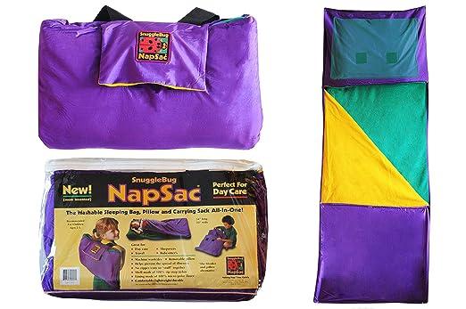 Amazon.com: snugglebug Napsac – Manta, almohada, mochila All ...