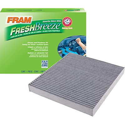 FRAM CF11183 Fresh Breeze Cabin Air Filter with Arm & Hammer: Automotive