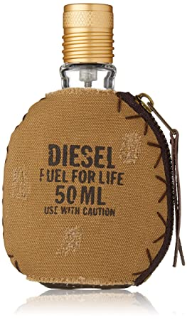 Diesel Fuel for Life Pour Homme Men Eau-de-toilette Spray by Diesel, 1.7 Ounce