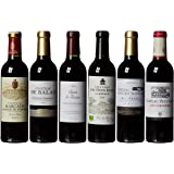 CDF Chateau Bordeaux Collection Mixed Vintage Wine, 37.5 cl Half Bottles (Case of 6)