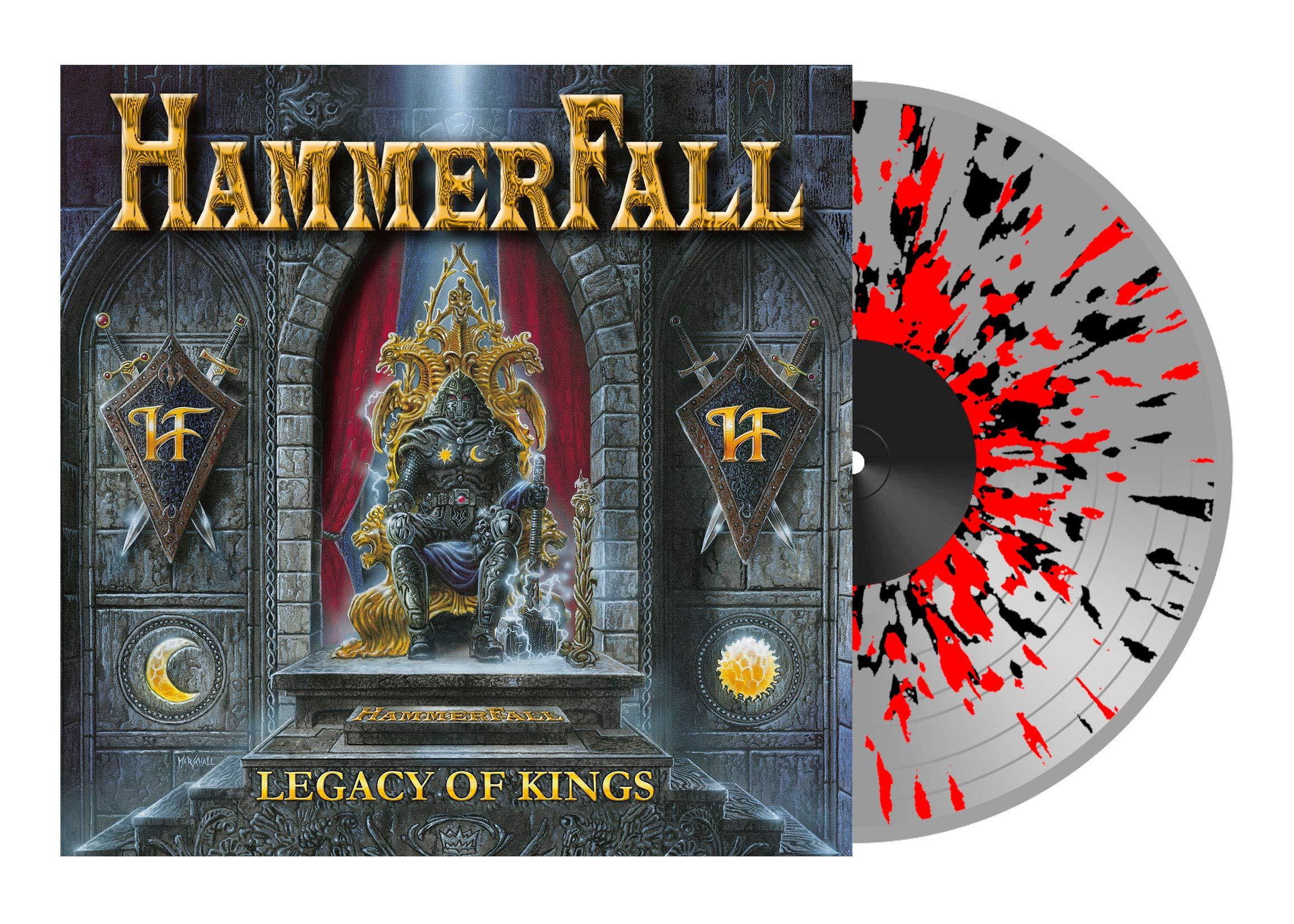 Vinilo : Hammerfall - Legacy Of Kings (United Kingdom - Import)