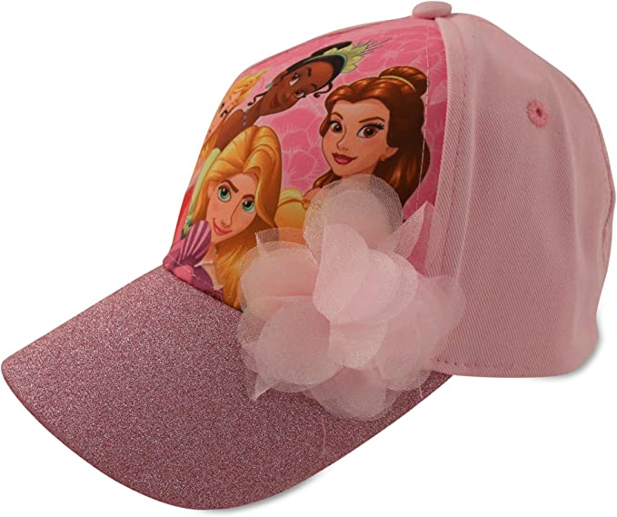 New Kids Boys Girls Official Licensed Character Flat Baseball Peak Hat Cap