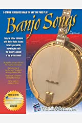 Banjo Songs Book With Audio Access Kindle Edition
