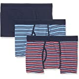 Burton Menswear London Men's Block Stripe Trunks