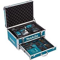 Makita DHP453RFX2 Perceuse viceuse à percussion /2 batteries 18 V 3Ah