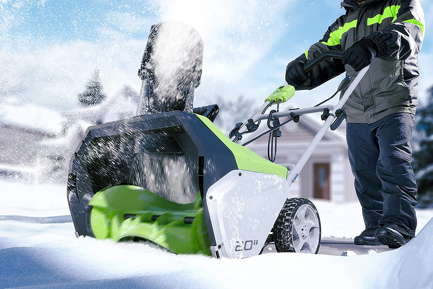 Best Snow Blower Reviews and Buying Guide 8