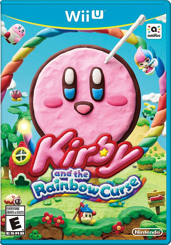 Amazon com: Kirby & The Rainbow Curse - Wii U [Digital Code]: Video